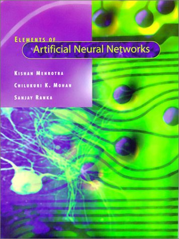 Elements of Artificial Neural Networks   1997 9780262133289 Front Cover