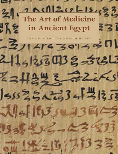 Art of Medicine in Ancient Egypt   2005 edition cover