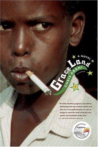 GraceLand A Novel  2008 (Revised) edition cover
