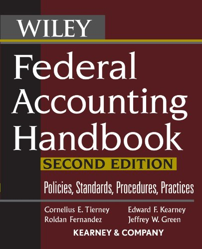 Federal Accounting Handbook Policies, Standards, Procedures, Practices 2nd 2007 (Revised) edition cover