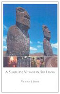 Sinhalese Village in Sri Lanka Coping with Uncertainty  2008 edition cover