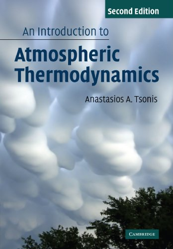 Introduction to Atmospheric Thermodynamics  2nd 2007 (Revised) edition cover