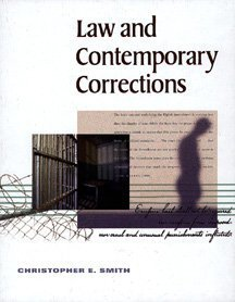 Law and Contemporary Corrections   2000 9780534566289 Front Cover