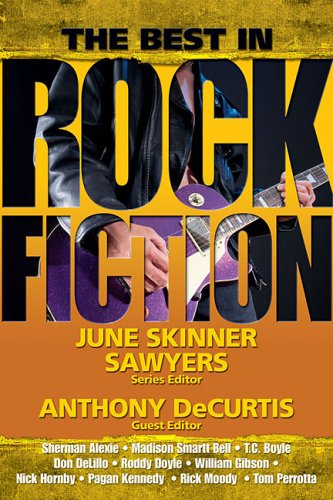 Best of Rock Fiction   2004 edition cover