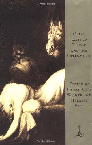 Great Tales of Terror and the Supernatural  N/A edition cover