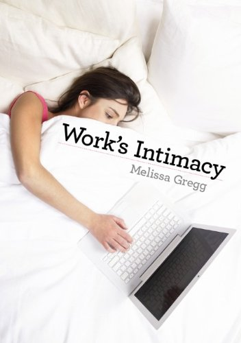 Work's Intimacy   2011 edition cover