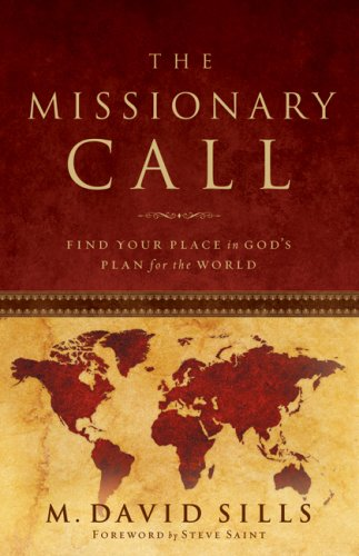 Missionary Call Find Your Place in God's Plan for the World  2008 edition cover