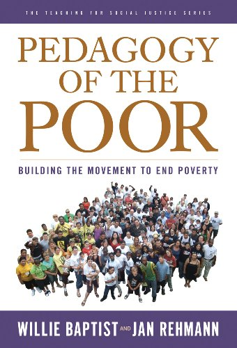 Pedagogy of the Poor Building the Movement to End Poverty  2011 edition cover