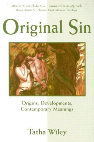 Original Sin Origins, Developments, Contemporary Meanings  2002 9780809141289 Front Cover
