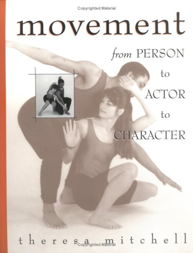Movement From Person to Actor to Character  1998 edition cover
