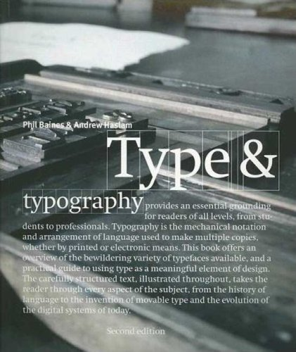 Type and Typography  2nd 2005 (Revised) edition cover