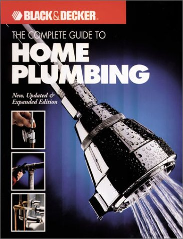 Complete Guide to Home Plumbing   2001 (Revised) 9780865734289 Front Cover