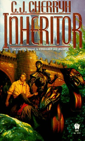 Inheritor   1997 9780886777289 Front Cover