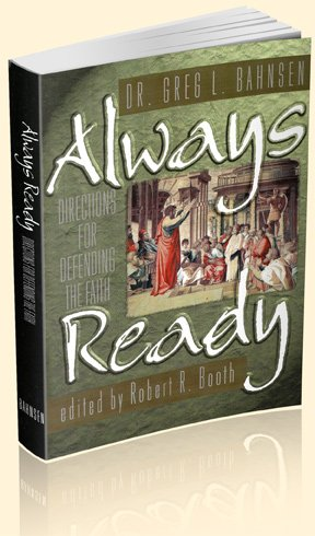 Always Ready: Directions For Defending The Faith, Randy Booth Edition 1st 1996 edition cover