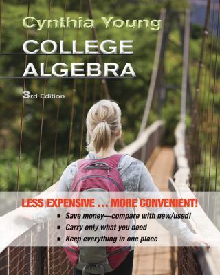 College Algebra  3rd 2012 edition cover