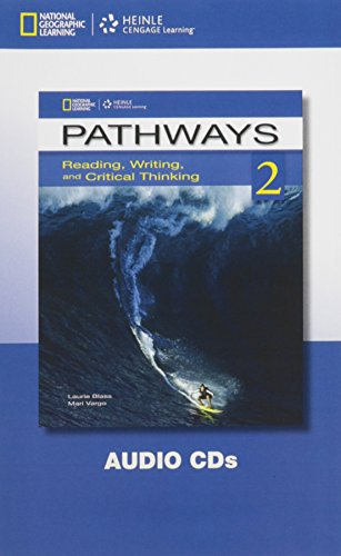 Ng Pathways Us R/w 2 Audio CD   2013 edition cover