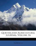 Queensland Agricultural Journal  N/A edition cover