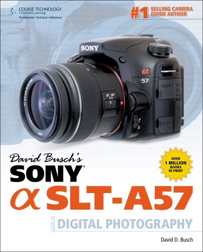 Sony Alpha SLT-A57   2013 9781285171289 Front Cover
