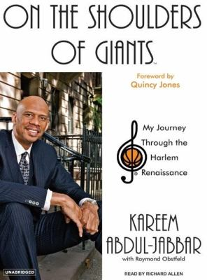On the Shoulders of Giants: My Journey Through the Harlem Renaissance  2007 edition cover