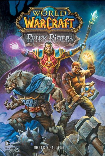 World of Warcraft Dark Riders   2014 9781401230289 Front Cover