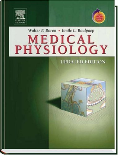 Medical Physiology   2005 (Revised) edition cover