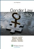 Gender Law and Policy  2nd edition cover