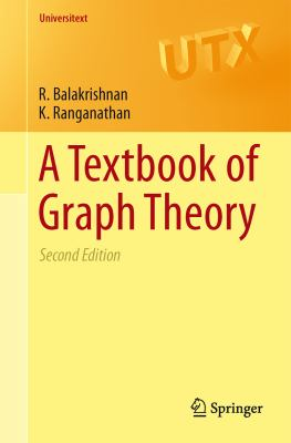 Textbook of Graph Theory:   2012 edition cover