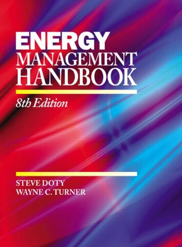 Energy Management Handbook, Eighth Edition  8th 2013 (Revised) edition cover
