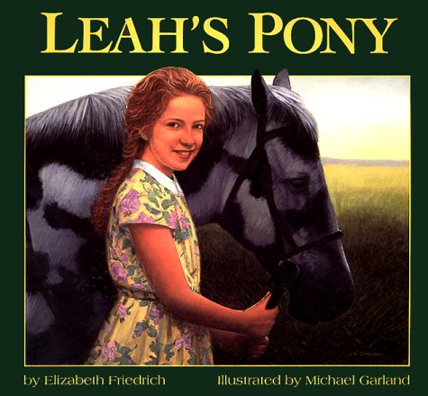 Leah's Pony  N/A edition cover