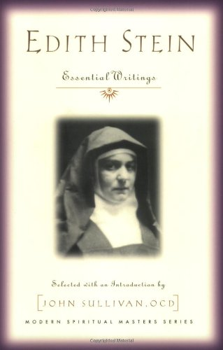 Edith Stein Essential Writings  2002 edition cover