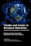 Trends and Issues in Distance Education International Perspectives 2nd 2012 9781617358289 Front Cover