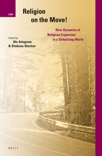 Religion on the Move!: New Dynamics of Religious Expansion in a Globalizing World  2012 edition cover