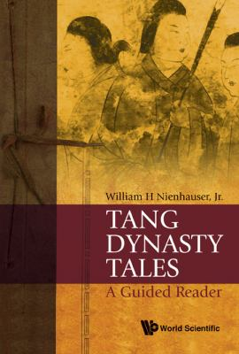 Tang Dynasty Tales   2010 edition cover