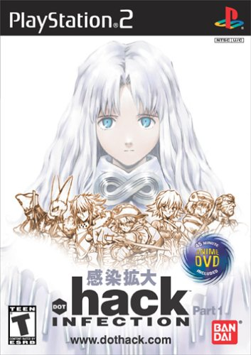 .hack, Part 1: Infection PlayStation2 artwork