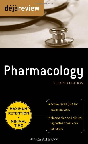 Pharmacology  2nd 2010 edition cover