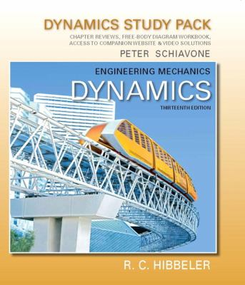 Study Pack for Engineering Mechanics Dynamics 13th 2013 edition cover
