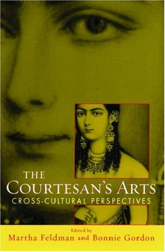 Courtesan's Arts Cross-Cultural Perspectives  2006 edition cover