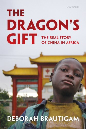 Dragon's Gift The Real Story of China in Africa  2011 edition cover