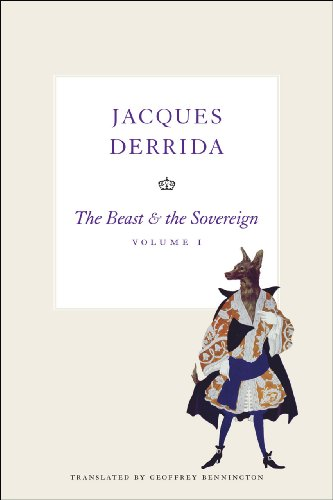 Beast and the Sovereign, Volume I   2011 edition cover
