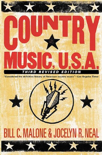 Country Music, U. S. A.  4th 2010 (Revised) edition cover