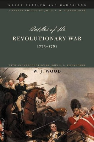 Battles of the Revolutionary War 1775-1781  2004 edition cover