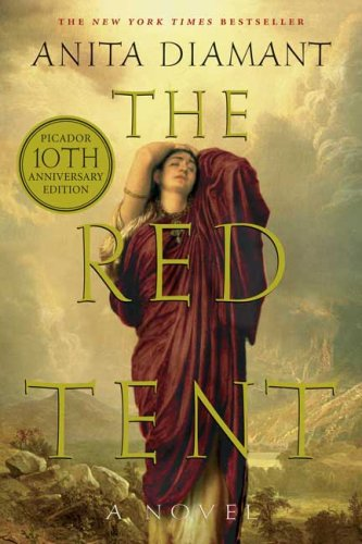 Red Tent  20th 2007 edition cover