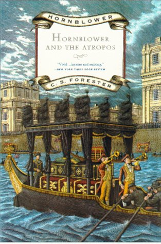 Hornblower and the Atropos   1999 (Reprint) edition cover