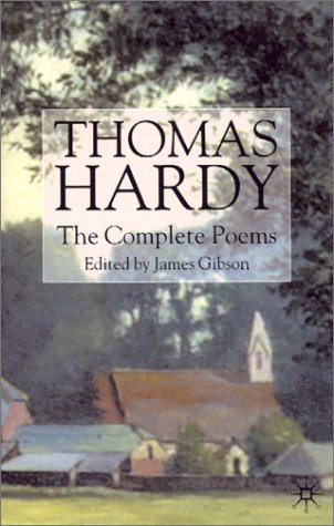 Thomas Hardy   2001 (Revised) edition cover