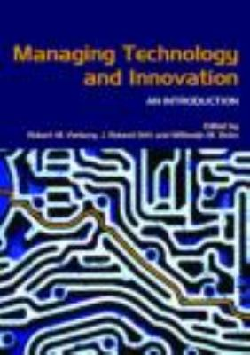Managing Technology and Innovation An Introduction  2004 edition cover