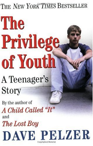 Privilege of Youth A Teenager's Story of Longing for Acceptance and Friendship  2004 9780452286290 Front Cover