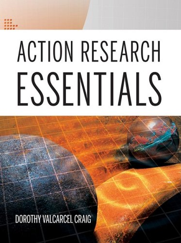 Action Research Essentials   2009 edition cover