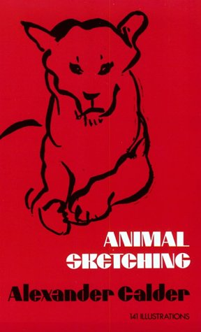 Animal Sketching  3rd 1973 (Reprint) edition cover