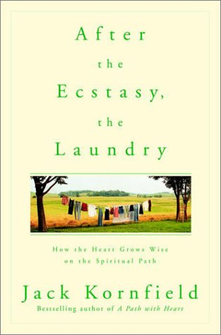 After the Ecstasy, the Laundry How the Heart Grows Wise on the Spiritual Path N/A edition cover