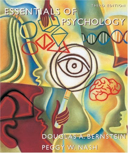 Essentials of Psychology  3rd 2005 9780618213290 Front Cover